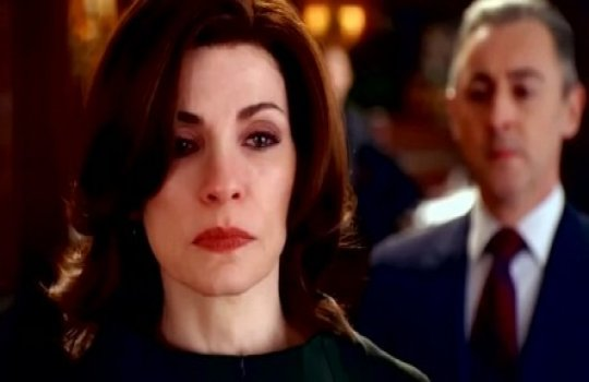 The Good Wife 5. Sezon 16. Bölüm Fragmanı
