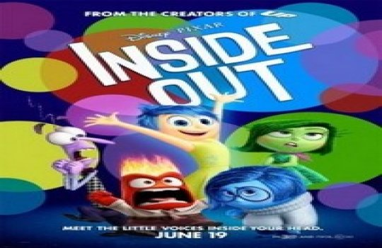 Ters Yüz (Inside Out) Film Fragmanı Full Hd (2015)